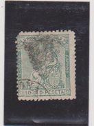 ESPAGNE   1873  Y.T. N° 132  Oblitéré - Oblitérés