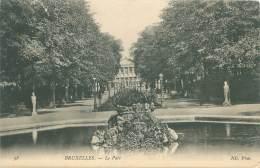 BRUXELLES - Le Parc - Bossen, Parken, Tuinen