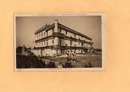 Carte Postale - D85 - La Guérinière En Noirmoutier - Maison De N.D De Bon Secours - Façade Sud Ouest (Côté Mer) - Noirmoutier