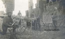 AK Stellmacher, (Ostfront - Guerra 1914-18
