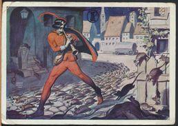 °°° 5409 - GERMANY - DER RATTENFANGER ZU HAMELN - 1934 With Stamps °°° - Hameln (Pyrmont)