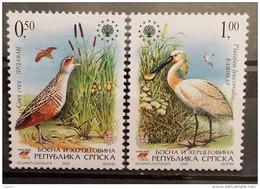 Bosnia And Herzegovina, Republic Of Srpska, 2005, Mi: 355/56 (MNH) - Birds