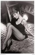 Sexy BRIGITTE BARDOT Actress PIN UP PHOTO Postcard - Publisher RWP 2003 (168) - Artiesten