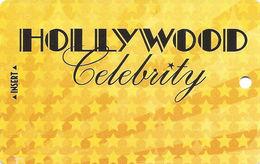 Hollywood Casino - Baton Rouge, LA - BLANK Slot Card - Casino Cards