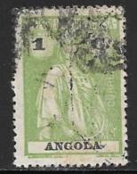 Angola, Scott # 121 Used Ceres, 1922 - Angola