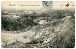 93 : LE RAINCY - VUE GENERAL DE LA FOSSE MAUSSOIN - Le Raincy