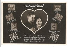Postzegeltaal. Type Lebeau - Postzegels (afbeeldingen)