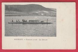 Agimont - Passage à Gué - Le Départ ( Voir Verso ) - Hastière