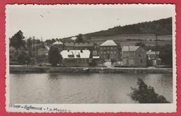 Heer-Agimont - La Meuse ... Villas - 194? ( Voir Verso ) - Hastière