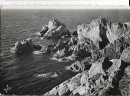 CPSM  -   FRANCE (29) - CLEDEN-CAP SIZUN  : Laq Pointe Du Van - 1955 . - Cléden-Cap-Sizun