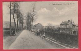 Heer-Agimont - Route De Dinant ... Fillettes - 1908 ( Voir Verso ) - Hastière
