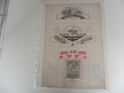 Document ( 172 ) Graphische Munsterblätter  Beilage Der Freien Künstle Wien & Leipzig - Berlin Hannover  Cakes - Fabrik - Zonder Classificatie