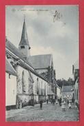 Diest - Intérieur Du Béguinage ... Geanimeerd  - 1907 - S.B.P. ( Verso Zien ) - Diest