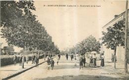NORT SUR ERDRE BOULEVARD DE LA GARE - Nort Sur Erdre