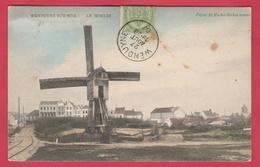 Wenduine / Wenduyne - Windmolen / Le Moulin - 1907 ( Verso Zien ) - Wenduine