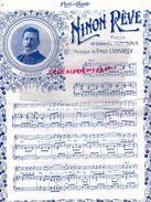 PARIS QUI CHANTE-N° 62- 27 MARS 1904- PAULETTE DARTY-POLIN- MAURICE BOUKAY-PAUL DELMET-G. MONTAYA- NINON-GUINGALETS - Scores & Partitions