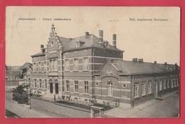Hoegaarden / Hougaerde - Ecole Communale  ( Verso Zien ) - Hoegaarden