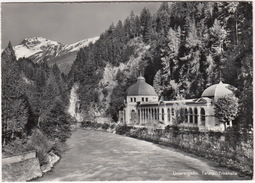 Unterengadin - Tarasp . Trinkhalle - (1960) - (GR, Suisse/Schweiz) - GR Grisons