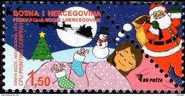 Bosnia & Herzegovina - Sarajevo - 2016 - Happy New Year - Mint Stamp - Bosnie-Herzegovine