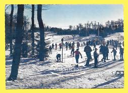 CPSM 03 LOGE Des GARDES Skieurs Foret De L'Assise 1970 - Non Classés