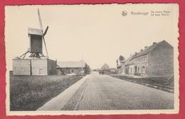 Roesbrugge - De Mooie Molen ( Verso Zien ) - Poperinge