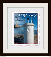 Latvia Lettland 2017 Lighthouses Of Latvia - Roja  Mnh - Phares