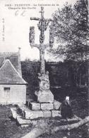 29 - Ploeven -  Le Calvaire De La Chapelle Ste Barbe - Altri Comuni