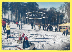 CPSM 03 LOGE Des GARDES Skieurs Sur Les Pistes 1970 - Non Classés