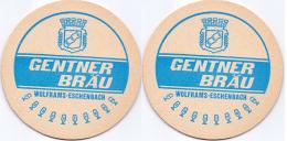 #D158-167 Viltje Gentner-Bier - Sous-bocks