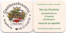 #D158-196 Viltje Gasthausbrauerei König Von Flandern - Sous-bocks