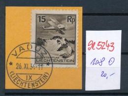 Liechtenstein Nr.  108  O  ( Se5243 ) Siehe Bild ! - Liechtenstein