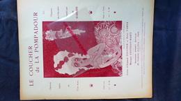 PARTITION MUSICALE-19-LE COUCHER DE LA POMPADOUR-OPERETTE-JOSE DELAQUERRIERE-ARMAND FOUCHER-HENRI VARNA-ESTEBAN MARTI - Scores & Partitions