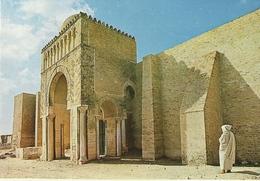 TUÑEZ LA PORTE DE LAILA RIHANA A LA GRANDE MOSQUEE - Túnez