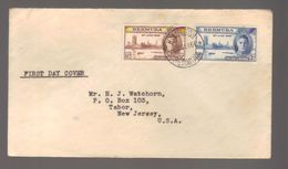 7327- Bermuda , British Colonies, FDC 6th Nov 1946 – - Great Britain (former Colonies & Protectorates)