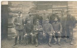 AK POW In England - Ver. Königreich