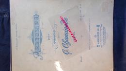 PARTITION MUSICALE- ARLEQUINE-ARLEQUIN-PIANO-G. CHAMINADE-MLLE HENRIETTE THUILLIER-CH.STEIGER-G.RICORDI- PARIS - Scores & Partitions