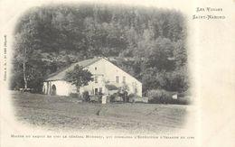 SAINT NABORD - Maison Natale Du Général Humbert.. - Saint Nabord