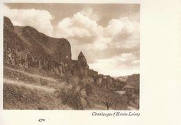 1927 - Héliogravure - Chanteuges (Haute-Loire) - Vue Générale - FRANCO DE PORT - Unclassified