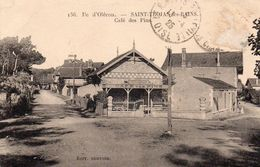 Ile D' Oléron  -  SAINT TROJAN Les BAINS  -  Café Des Pins - Ile D'Oléron