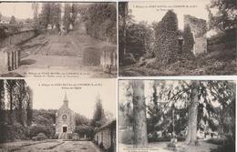 17 / 9 / 114  -  LOT  DE  8  CPA  DE  L'ABBAYE  DE  PORT  ROYAL  DES  CHAMPS  ( 78 ) - 5 - 99 Cartes