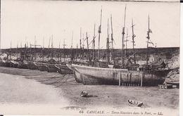 35 CANCALE - Terre - Neuviers Dans Le Port N° 64 ( Ceci N'est Pas Une Reproduction ) - Cancale