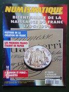 Numismatique - Francés