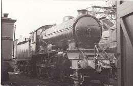 Railway Photo LNER D49 2708 Argyllshire Darlington Shed Gresley D49/1 4-4-0 Loco - Trains