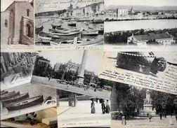 Lot 694 De 10 CPA Bouches Du Rhône Département 13 Déstockage Pour Revendeurs Ou Collectionneurs - Cartoline