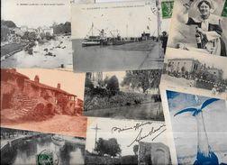 Lot 697 De 10 CPA Loire Atlantique Département 44 Déstockage Pour Revendeurs Ou Collectionneurs - Cartes Postales