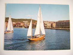 TRIESTE   NON VIAGGIATA - Trieste