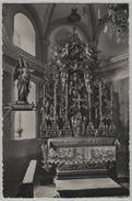 Saas-Fee - Kapelle Zur Hohen Stiege - Photo: Arthur Baur No. 1414 - VS Valais