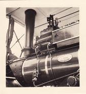 Photo John Fowler Leeds 16351 Steam Road Roller St Gallen Switzerland 1954 - Cars