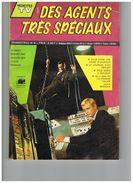 T.V. DES AGENTS TRES SPECIAUX. N° 4. 1970. - Altre Riviste