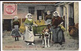 Belgique Laitiéres - Le Départ De La Ferme - Collections